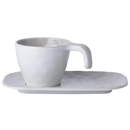 Espresso cup and saucer - Harmony Bone - Summer Edition