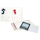 Sea Pad tablet bag incl. Waterproof cover, white / red /...