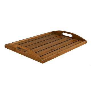 Bamboo tray smooth, bamboo marine, boat, yacht, country house