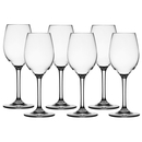 Wine glass colorless set 6 pieces, unbreakable,...