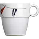 Kaffeebecher / Mug / Kaffee-Pott - Regatta, Marine Business