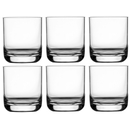 Water glass set 6 pieces, unbreakable - Party Marine...