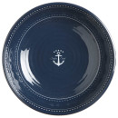 Deep plate, 22cm, round - Sailor Soul, Marine Business