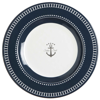 Dessertteller, 20,5 cm, rund - Sailor Soul, Marine Business