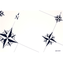 Place mats 6 pieces - Northwind series - boat, yacht,...