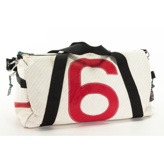 Weekender Lady Sport No. 0003, sports bag, canvas, unique, SailArt Fashion