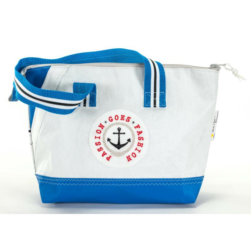Joe No. 32, Handtasche, Segeltuch, Unikat, SailArt Fashion