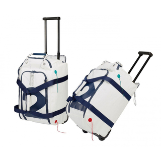 Sea Fly travel trolley made of Dacron canvas, hand luggage, high-quality scater wheels