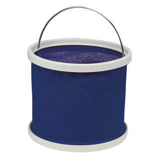 Folding bucket fishing bucket 9 liters by Yachticon, fishing, yacht, boat, outdoor, camping