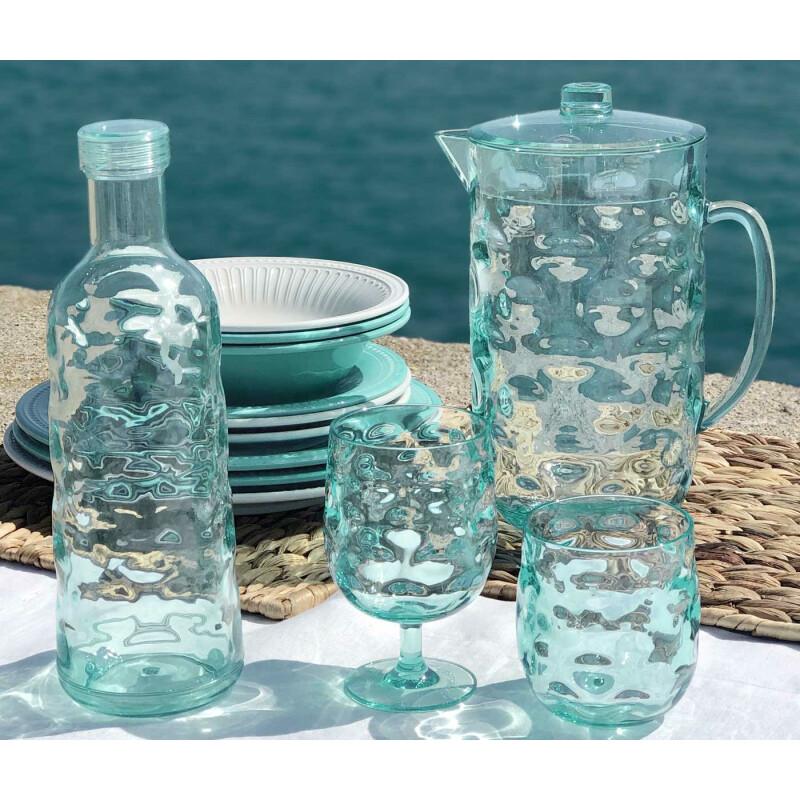 Marine Business Geschirr Harmony Wasserkrug Moon-Acqua