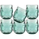 Water glass set 6 pieces, unbreakable - Harmony Moon...