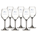 Wine glass set 6 pieces, unbreakable - Welcome On Board...