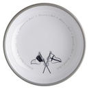 Soup plate, deep 18cm - Welcome On Board, Marine Business...