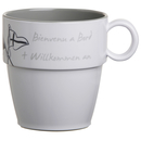 Kaffeebecher / Mug / Kaffee-Pott - Welcome On Board,